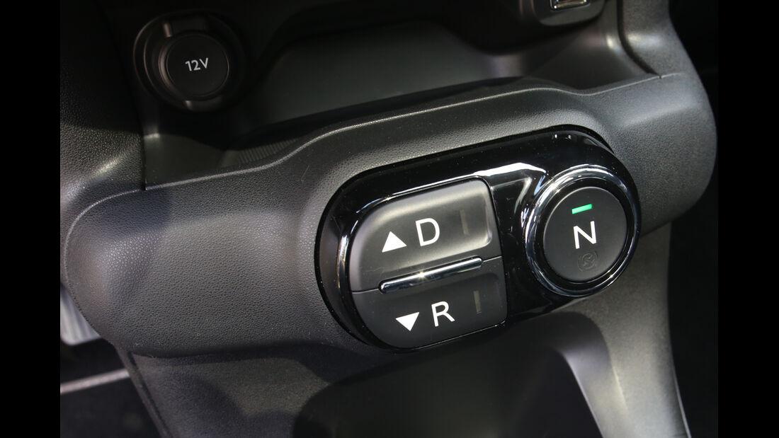 Citroën C4 Cactus, Bedienelemente