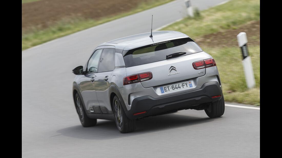 Citroën C4 Cactus, Exterieur