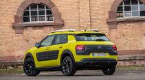 Citroën C4 Cactus, Heckansicht