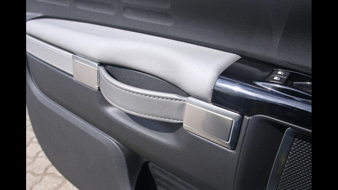 Citroën C4 Cactus, Türgriff