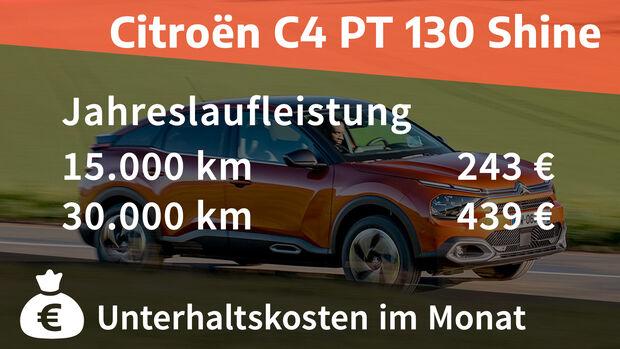 Citroën C4 PT 130 Shine