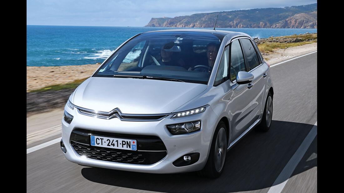 Citroën C4 Picasso, Frontansicht