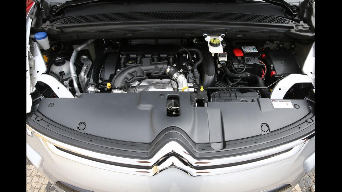 Citroën C4 Picasso, Motor