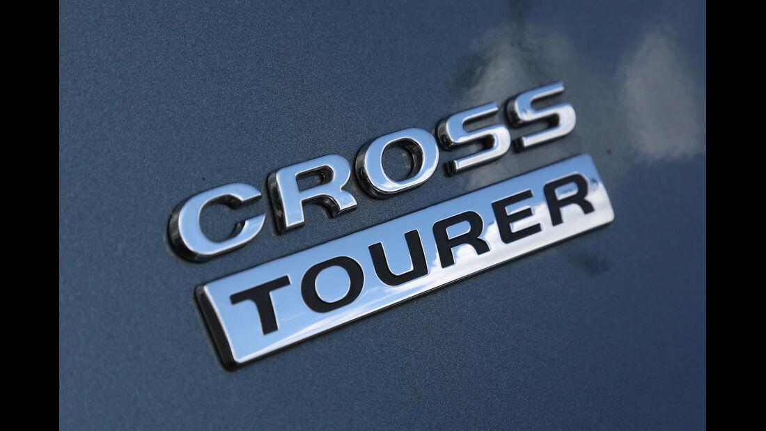 Citroën C5 Crosstourer HDi 165, Typenbezeichung