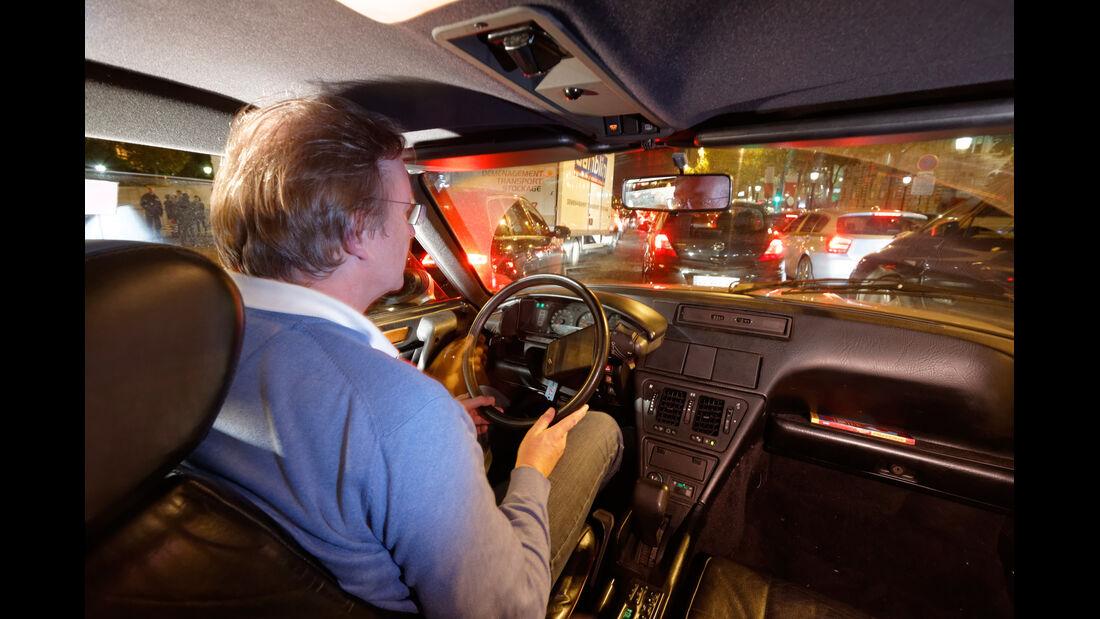 Citroën CX 25 GTI, Cockpit
