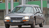 Citroën CX 25 TRD Turbo 2 Break, Frontansicht