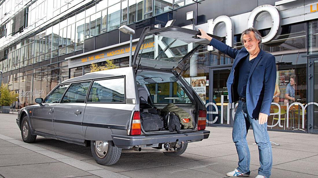 Citroën CX 25 TRD Turbo 2 Break, Marc Hug, Heckansicht