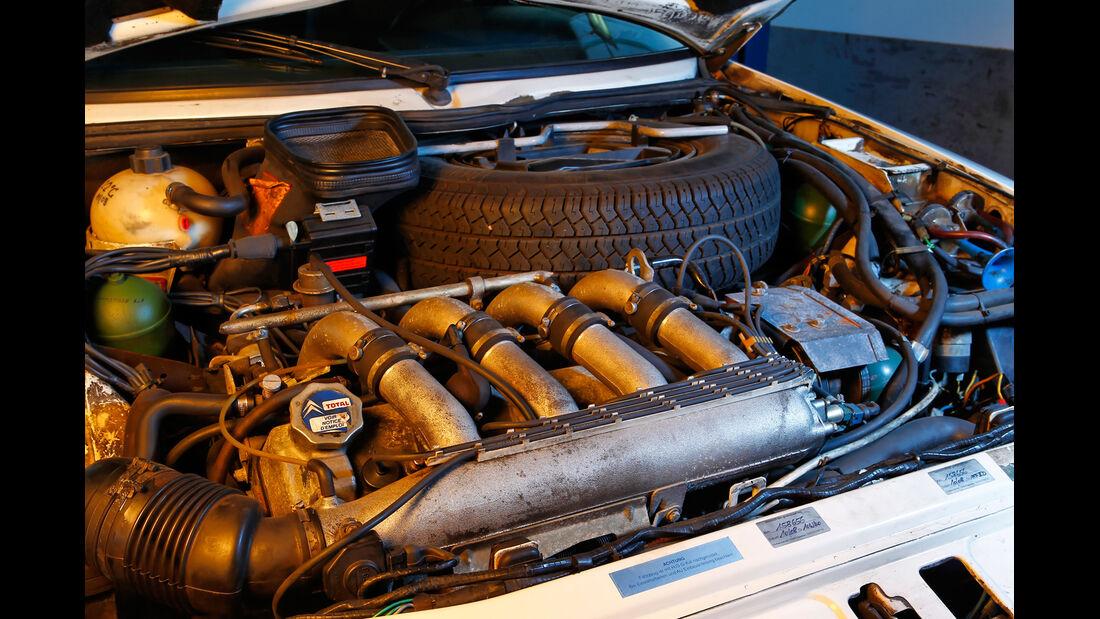 Citroën CX Benziner, Motor