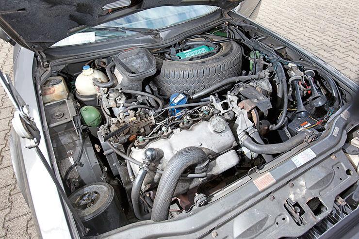 Citroën CX Break/Familiale, Motor