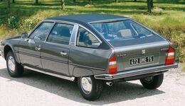 Citroën CX Prestige, Heckansicht