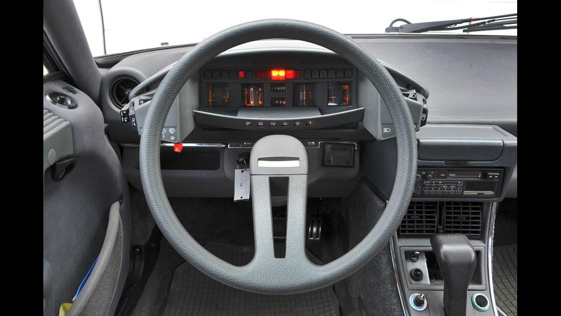 Citroën CX Prestige, Lenkrad