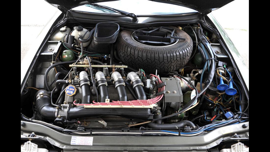 Citroën CX Prestige, Motor