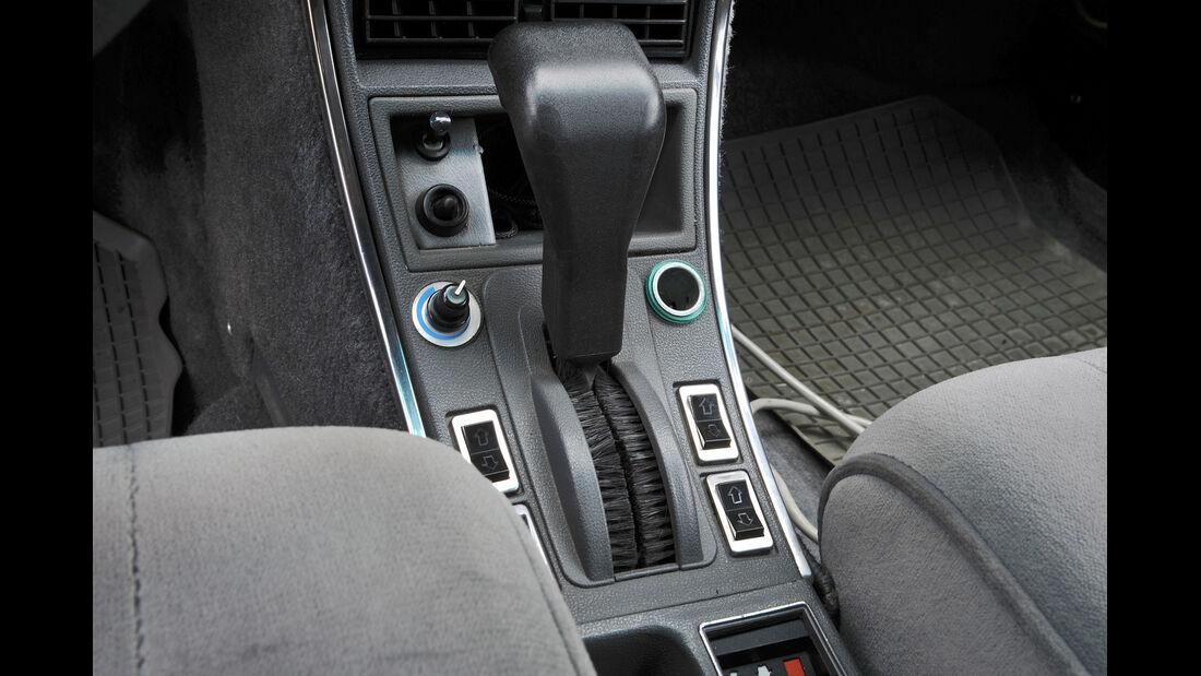 Citroën CX Prestige, Schalthebel