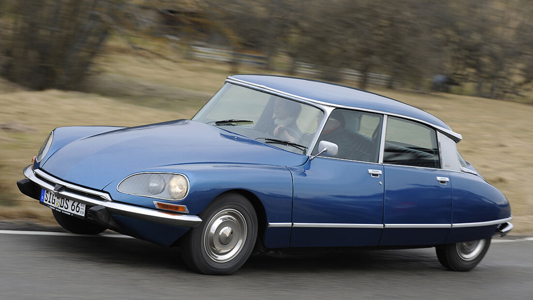 Citroën DS 23 Pallas Injection