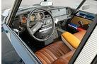 Citroën DS, Cockpit