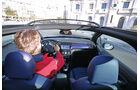 Citroën DS3 Cabrio, Cockpit