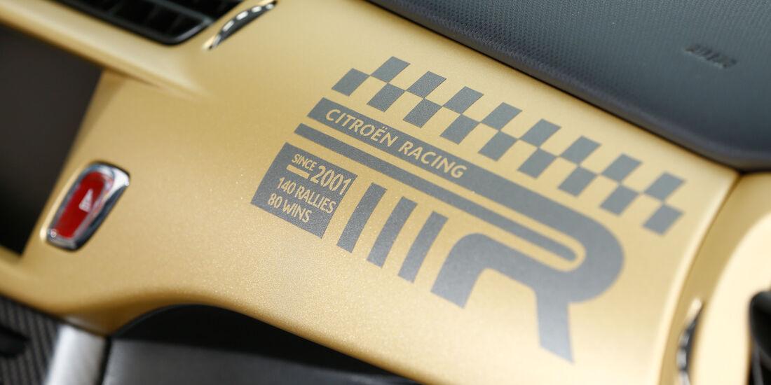 Citroën DS3 Racing Edition 2013, Detail, Schriftzug
