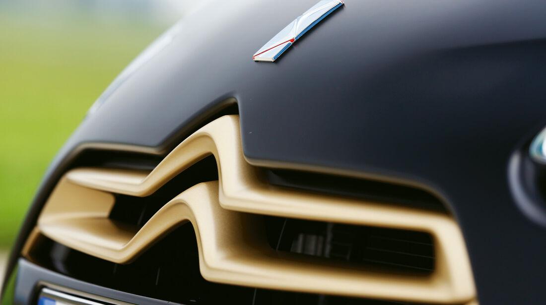 Citroën DS3 Racing Edition 2013, Emblem