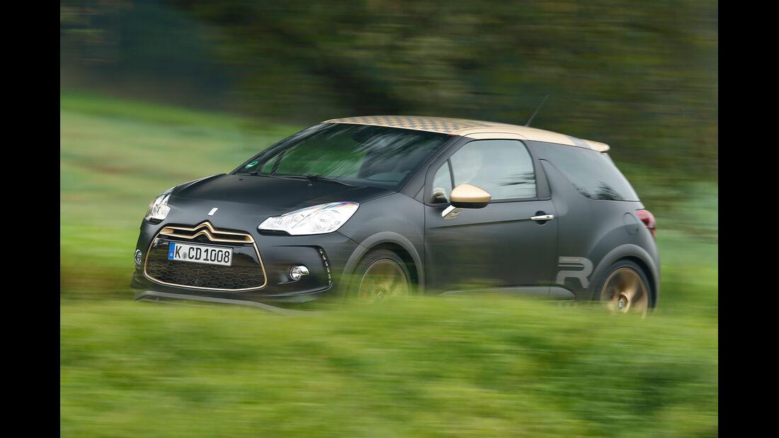 Citroën DS3 Racing Edition 2013, Seitenansicht