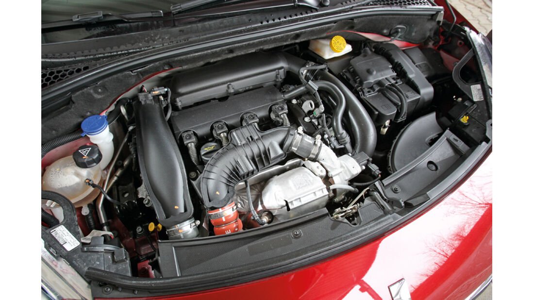 Citroën DS3 THP 155 Sport Chic, Motor