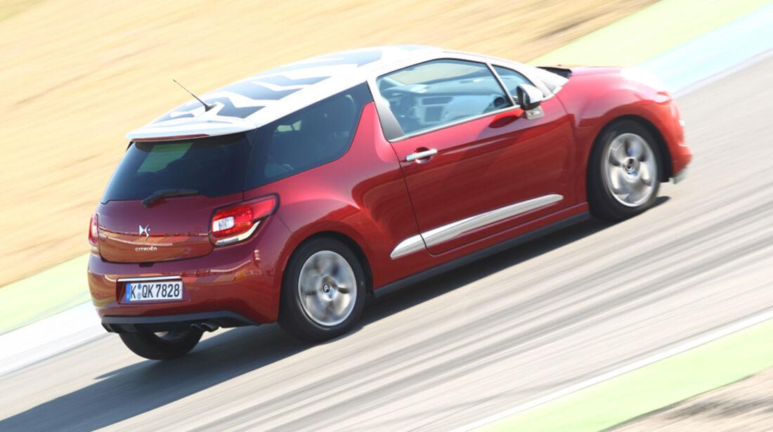 Citroën DS3 THP 155 Sport Chic, Seitenansicht