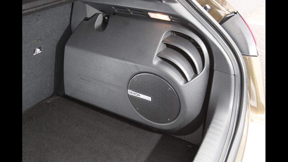 Citroën DS4 THP 200, Lausprecher