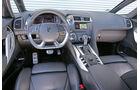 Citroën DS5 BlueHDi 180, Cockpit