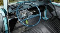Citroën Dyane 4, Cockpit, Lenkrad