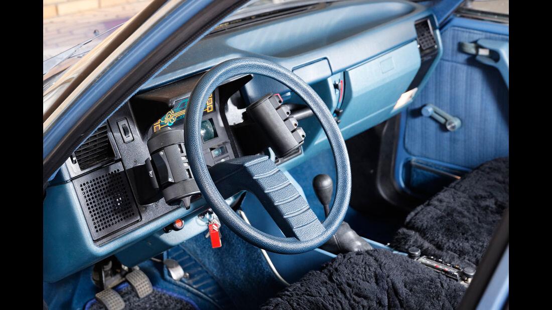 Citroën GS/GSA, Cockpit