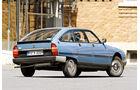 Citroën GS/GSA, Heckansicht