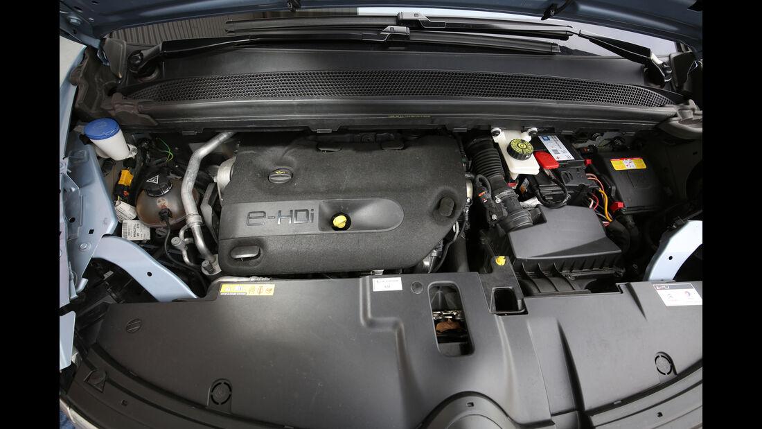 Citroën Grand C4 Picasso BlueHDi 150, Motor