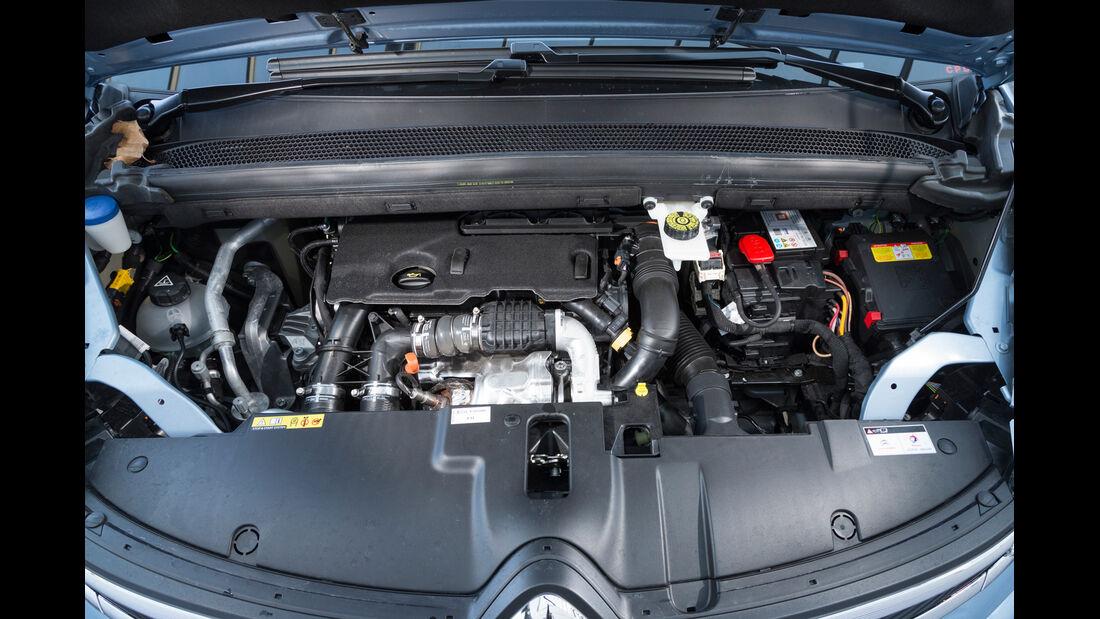 Citroën Grand C4 Picasso e-HDi 115 Intensive, Motor