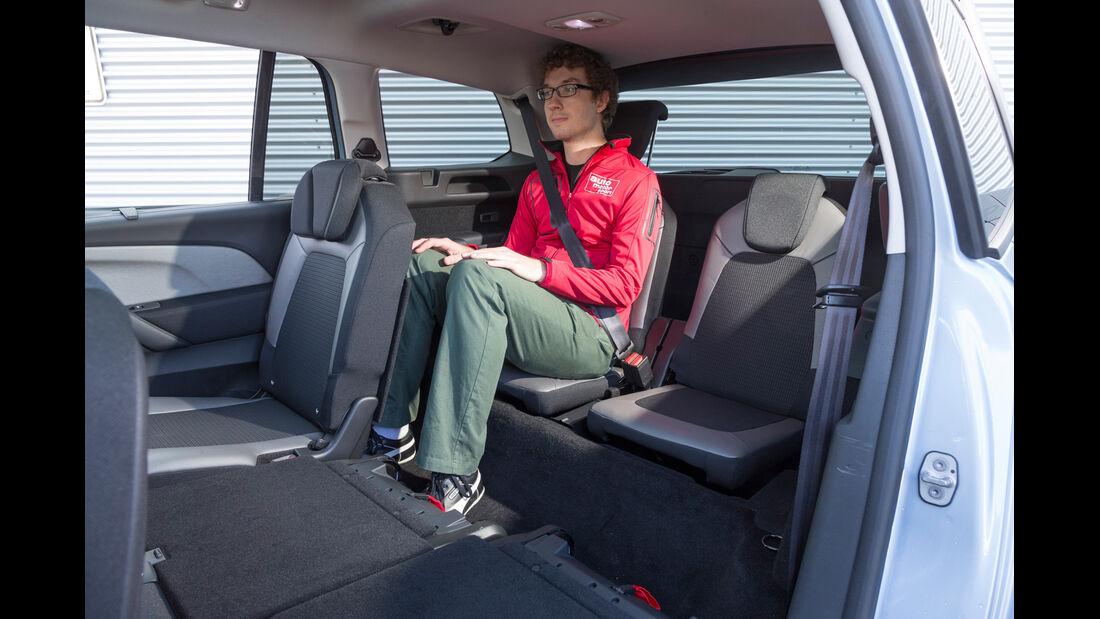 Citroën Grand C4 Picasso e-HDi 115 Intensive, Notsitz