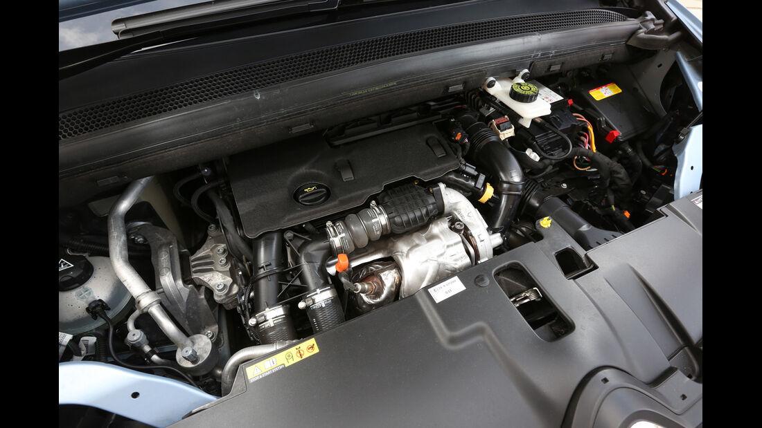 Citroën Grand C4 Picasso e-HDi 115, Motor