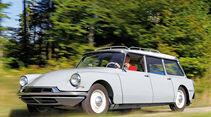 Citroën ID19F Break, Frontansicht