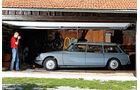 Citroën ID19F Break, Michael Wettel, Seitenansicht