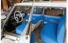 Citroën ID19F Break, Sitze, Interieur