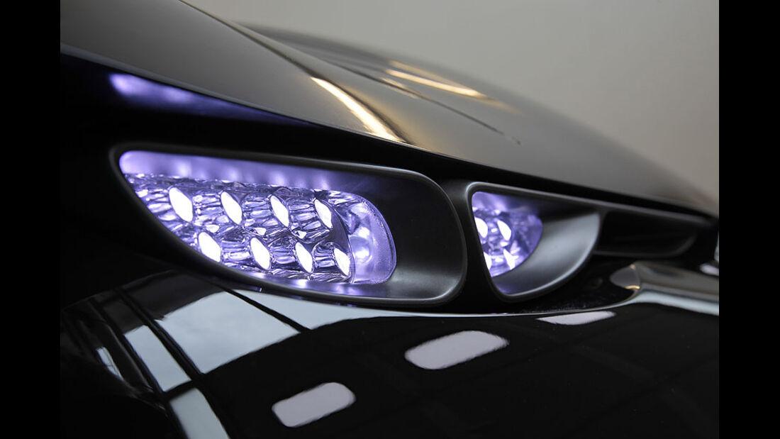 Citroën Survolt, LED-Scheinwerfer