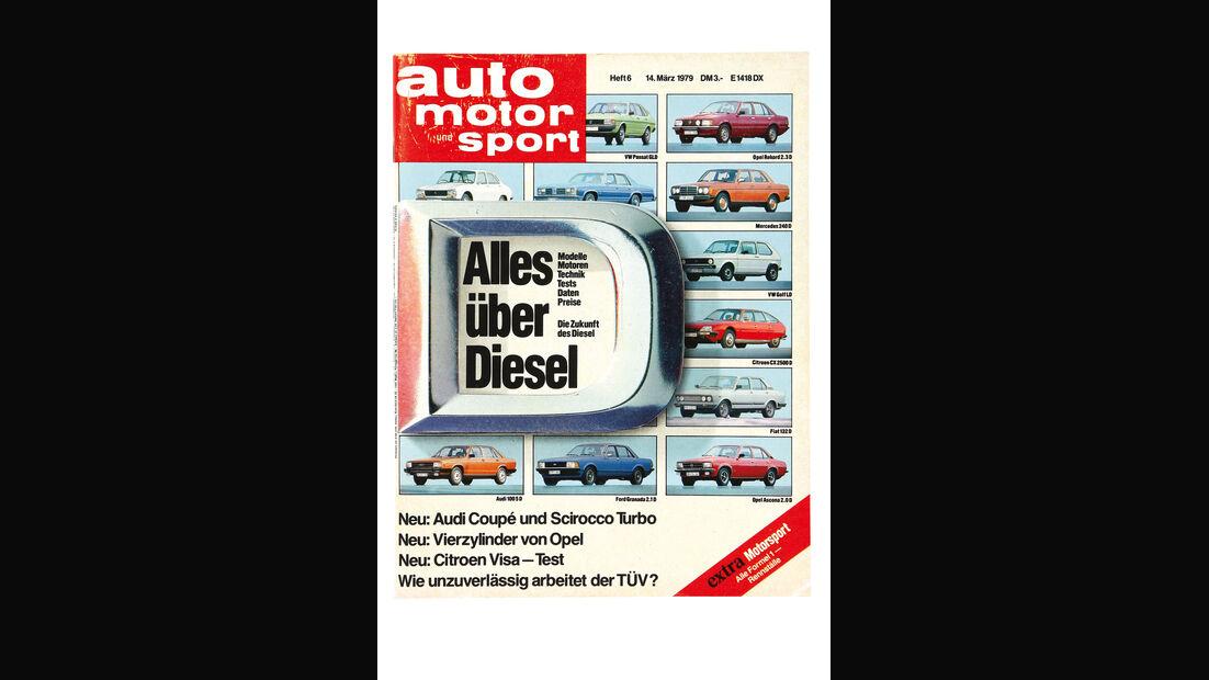 Citroën Visa Club, MKL-Cover