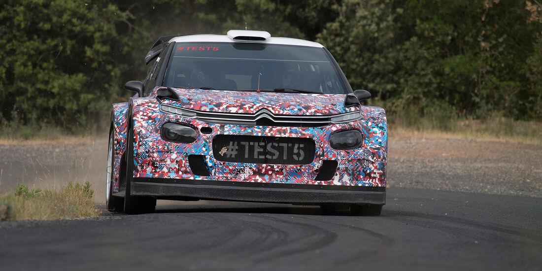Citroën - World Rally Car 2017 - Rallye - WRC