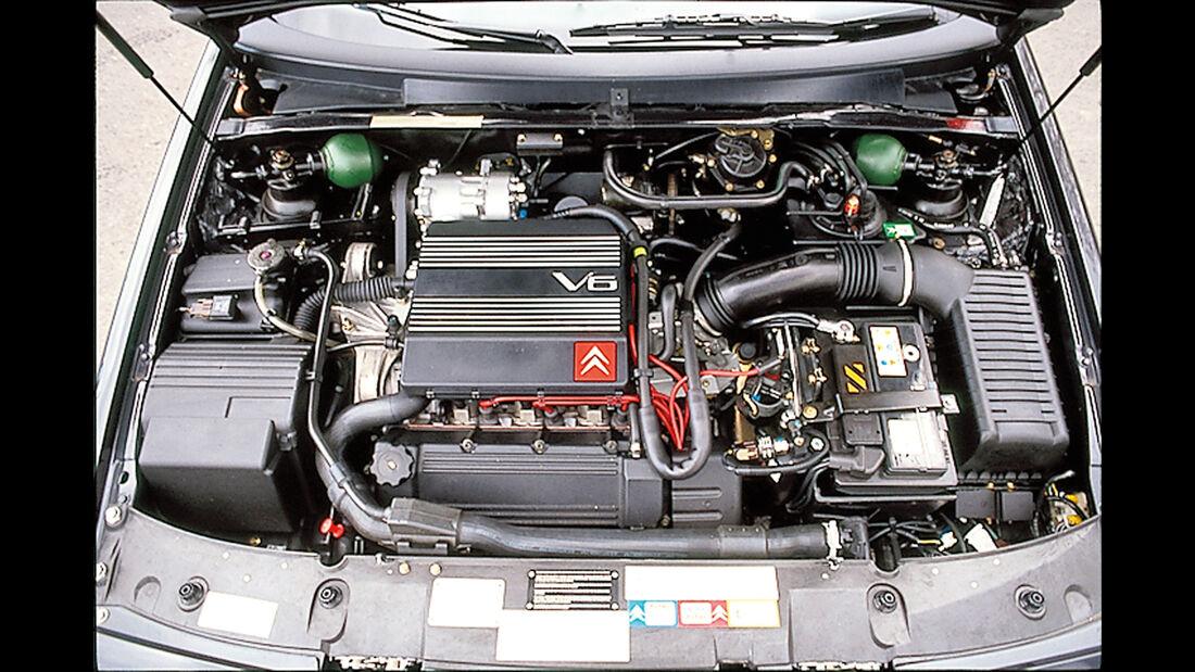 Citroën XM Break, Motor