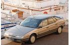 Citroën XM, Frontansicht