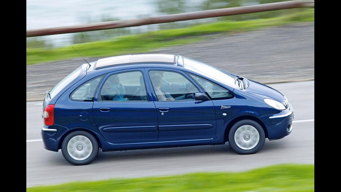Citroën Xsara Picasso 1.6, Seitenansicht