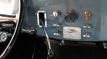 Citroen 11 CV, Bedienelemente