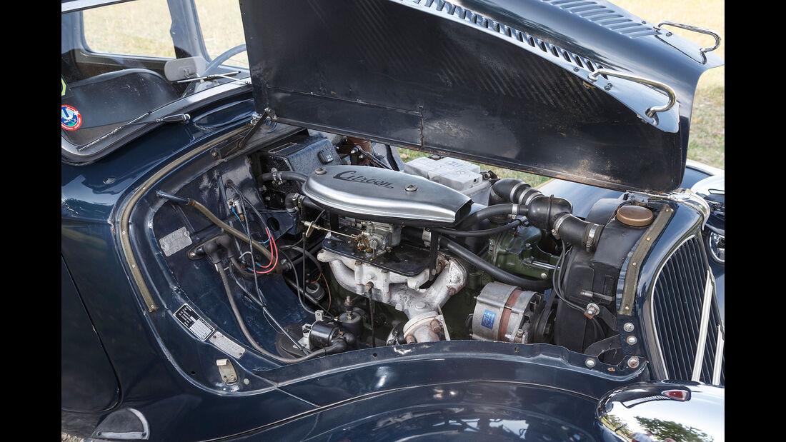 Citroen-11-CV-Motor