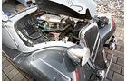 Citroen 11 CV, Motor