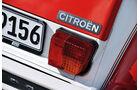 Citroen 2 CV 6, RŸcklichter