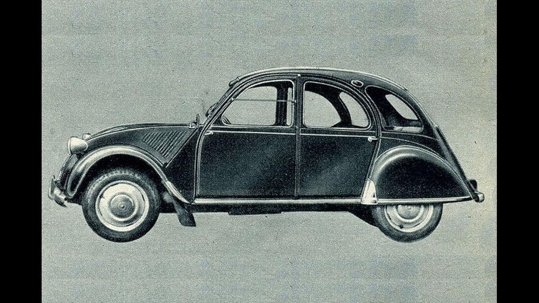 Citroen, 2CV, IAA 1959