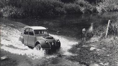 Citroen 2CV Sahara 4x4 (1961)