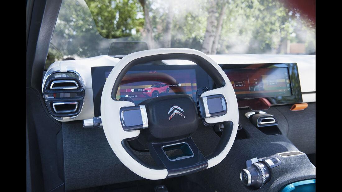 Citroen Aircross Concept, Interieur